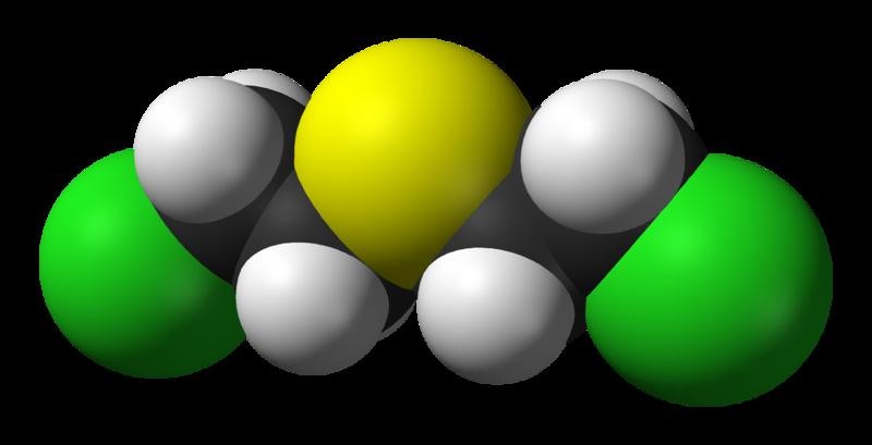 Molekuła Miesiąca Musztardowa Broń Nic Prostszego