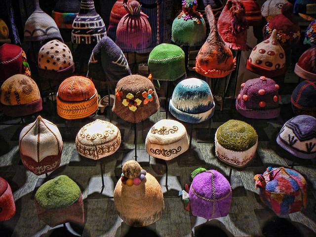 Miejsce wyboru ma zatem znaczenie. W Krakowie bym takiej nie kupił. W Indiach i owszem... /flickr.com, maistora (CC BY-NC-ND)