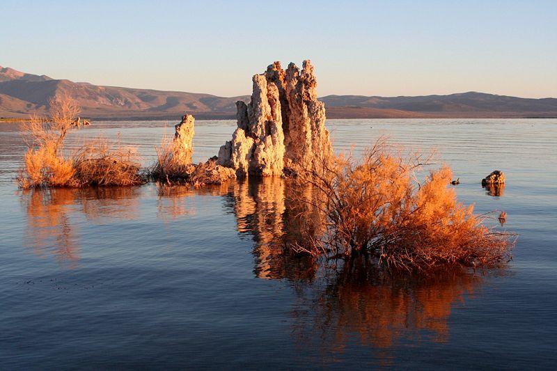 Mono Lake/ wiki; Mila Zinkova (CC BY-SA 2.5) ©2007