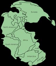 mapa pangei