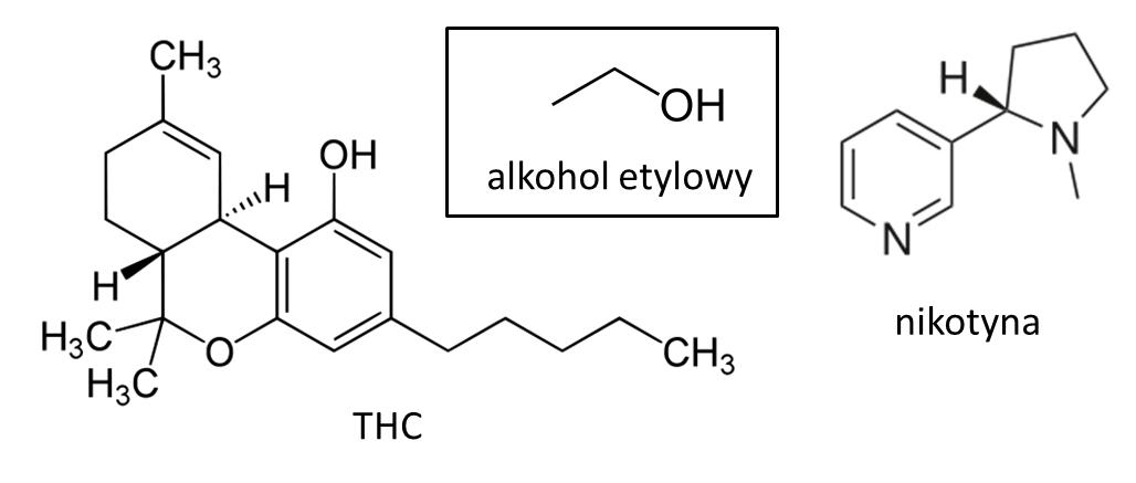 wzory narkotykow