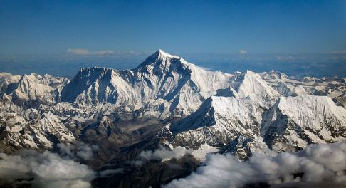 Mt. Everest /źródło: wiki; CC BY-SA 2.0