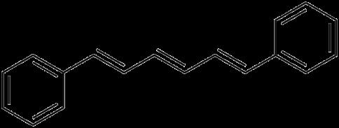 Cząsteczka, która rozbiła kwantowo-klasyczny bank: difenyloheksatrien.