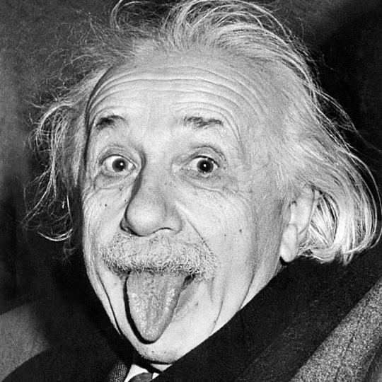Albert Einstein (fair use).