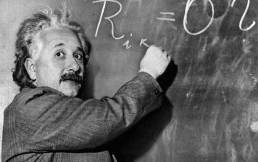 Wbrew obiegowym opiniom, nawet Einstein czasem się mylił. /źródło: wiki (domena publiczna)